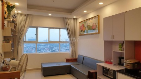 Cho thuê căn hộ chung cư cao cấp 9 View Apartment, 2PN, 2WC nhà mới đẹp vào ở ngay, 55m2, 2 phòng ngủ, 2 toilet