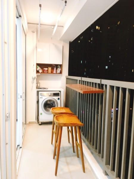 Cho thuê căn hộ 83m2 gồm 2 phòng ngủ đầy đủ nội thất chung cư Orchard Park view, 83m2, 2 phòng ngủ, 2 toilet