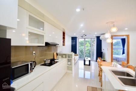 Cho thuê căn hộ 77m2, tầng cao, kiến trúc đẹp, cc Scenic Quận 7, giá 14 triệu/tháng, LHCC, 77m2, 2 phòng ngủ, 2 toilet