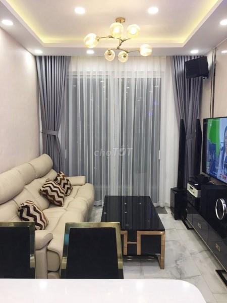 Căn hộ 65m2, 2PN, 2WC giá thuê 12 triệu tại RichStar trên đường Hòa Bình, Quận Tân Phú, 65m2, 2 phòng ngủ, 2 toilet