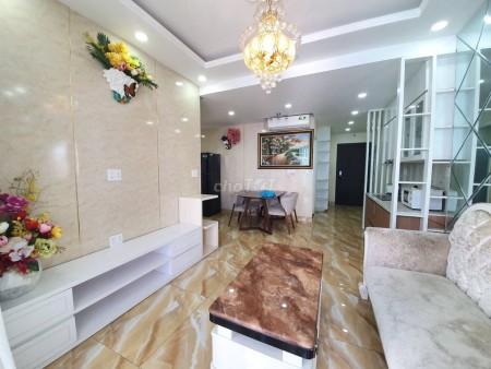 Cho thuê căn hộ mới, thiết kế hiện đại cao cấp, 4PN tại dự án chung cư The Botanica, 100m2, 4 phòng ngủ, 2 toilet