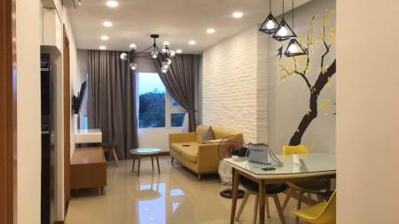 Cho thuê căn hộ Saigonres Plaza 2 phòng ngủ, full nội thất, Gía chỉ 12Tr, 70m2, 2 phòng ngủ, 2 toilet