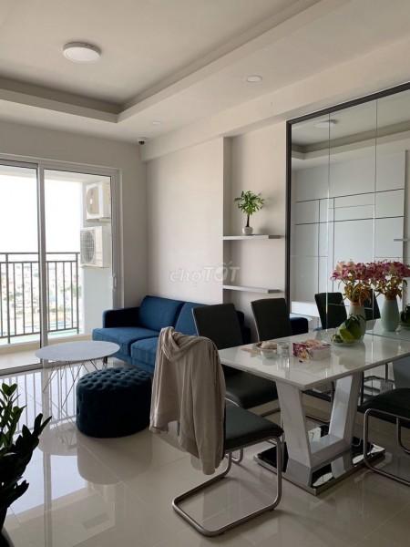 Cho thuê căn hộ chung cư cao cấp RichStar trung tâm Tân Phú. Dt 66m2, 2PN, 2WC, 66m2, 2 phòng ngủ, 2 toilet