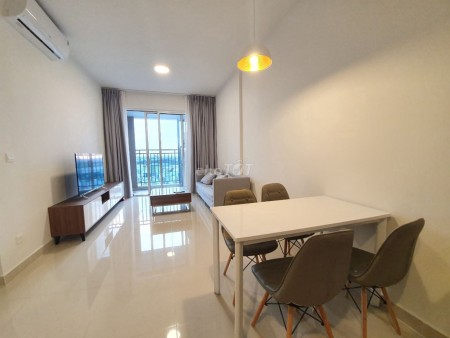 Căn hộ cao cấp Golden Mansion, Diện tích 75m2, có 2 phòng ngủ rộng rãi, nhà mới, nội thất cơ bản là đầy đủ, 75m2, 2 phòng ngủ, 2 toilet