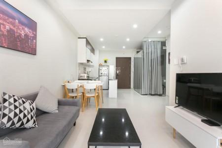 Có căn hộ rộng 63m2, tầng cao, yên tĩnh, kiến trúc đẹp, cc M-One Quận 7, giá 7 triệu/tháng, 63m2, 2 phòng ngủ, 2 toilet