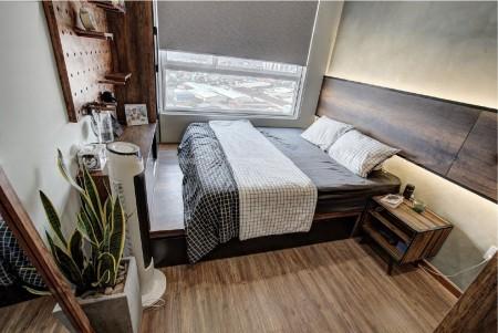 Cho Thuê Căn Hộ RichStar, diện tích 63 m2 , 2 phòng ngủ , 1 nhà vệ sinh, 63m2, 2 phòng ngủ, 1 toilet