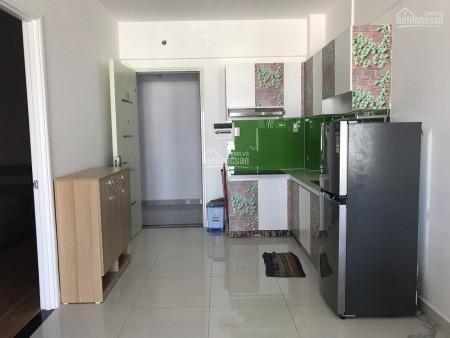 Chưa sử dụng đến cần cho thuê căn hộ 60m2, tầng cao, cc Carillon Apartment, giá 10.5 triệu/tháng, 60m2, 2 phòng ngủ, 2 toilet