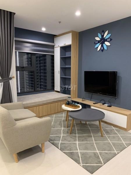 Cho thuê căn hộ chung cư Vinhomes Ocean Park Gia Lâm chỉ 6 triệu cho căn 69m2, 2PN, Full Nội Thất, 69m2, 2 phòng ngủ, 2 toilet