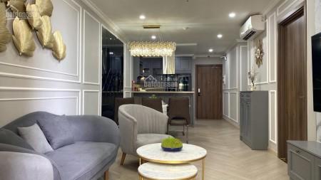Căn hộ có ban công tầng cao cần cho thuê giá 18 triệu/tháng, dtsd 87m2, 2 PN, cc Hà Đô Quận 10, 87m2, 2 phòng ngủ, 2 toilet