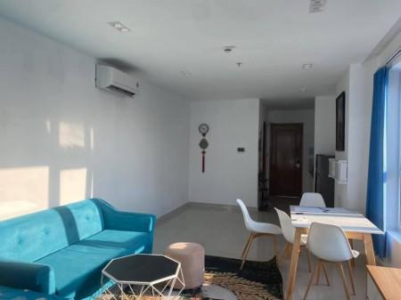 Cho thuê Sky Center dạng Offictel, 42m2, Full nội thất, căn góc, 2 view, Giá #12Tr, 42m2, 1 phòng ngủ, 1 toilet