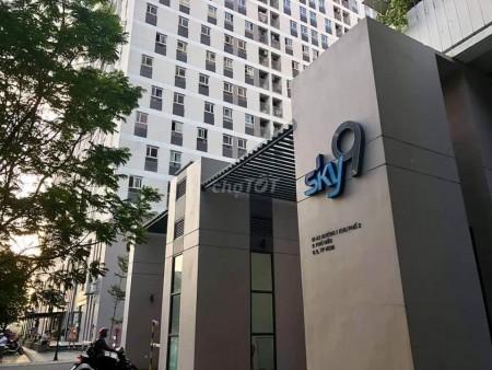 TOP HOT!!! Cho thuê căn hộ OFFICETEL1PN giá rẻ chỉ có ở Sky 9, 49m2, 1 phòng ngủ, 1 toilet