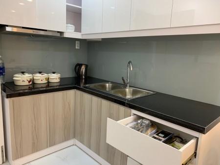 Cho thuê căn hộ 2PN-1WC-full nội thất chung cư Terra Royal quận 3 giá 16 tr/th nhà đẹp từng chi tiết. LH 0932192028-Mai, 58m2, 2 phòng ngủ, 1 toilet