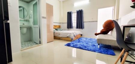 Cho thuê Căn hộ Tân Bình giá rẻ Mới Ban Công| Full Nội Thất| Ngay Chợ Hoàng Hoa Thám, 30m2, 1 phòng ngủ, 1 toilet