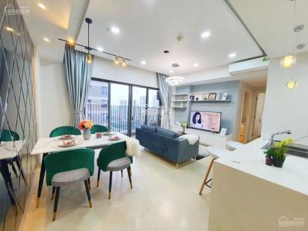 Căn hộ tầng trung view đẹp, đầy đủ tiện nghi nội thất, 2pn, 2c tại Masteri Thảo Điền, 70m2, 2 phòng ngủ, 2 toilet