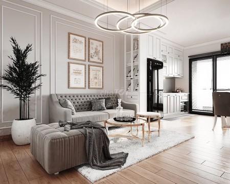 Căn hộ cao cấp Iris Garden thiết kế phong cách Tây Âu sang trọng, Giá 12tr5 bao phí quản lý 1 năm, 62m2, 2 phòng ngủ, 2 toilet