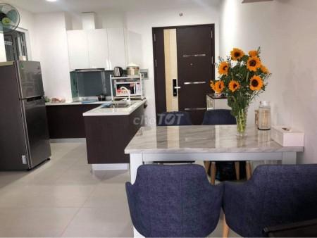 Cho thuê căn hộ chung cư trung tâm Quận 10, 2PN, 2WC dự án Xi Grand Court, 53m2, 1 phòng ngủ, 1 toilet