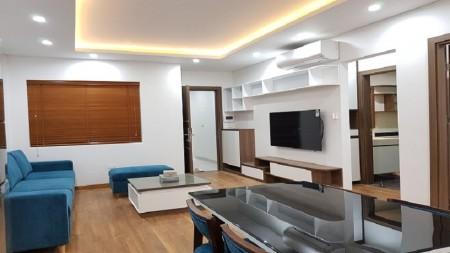 Cho thuê căn hộ dịch vụ tại Tây Hồ, 100m2, 2PN, ban công, đầy đủ nội thất mới hiện đại, 100m2, 2 phòng ngủ, 2 toilet