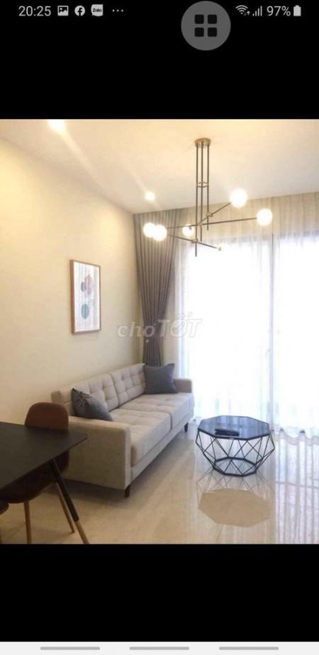 Cho thuê căn hộ mới, 2pn tại dự án chung cư Terra Royal ngay trung tâm Quận 3, 65m2, 2 phòng ngủ, 1 toilet