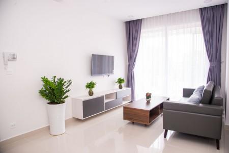 Cho thuê căn hộ cao cấp Golden Mansion Novaland 2PN 79m2 đầy đủ nội thất đẹp chỉ #15triệu/tháng., 75m2, 2 phòng ngủ, 2 toilet