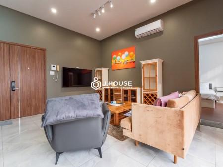 Thuê căn hộ Penthouse Sun Village Apartment 3 phòng ngủ, 3WC FULL nội thất y hình đính kèm 20 Triệu Tel 0942811343, 120m2, 3 phòng ngủ, 3 toilet