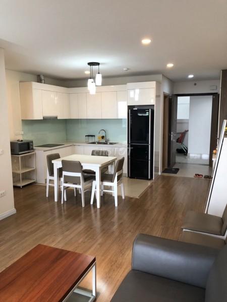 Cần cho thuê căn hộ chung cư Mipec Riverside, 75m2, 2PM, 2WC, Full nội thất, 75m2, 2 phòng ngủ, 2 toilet