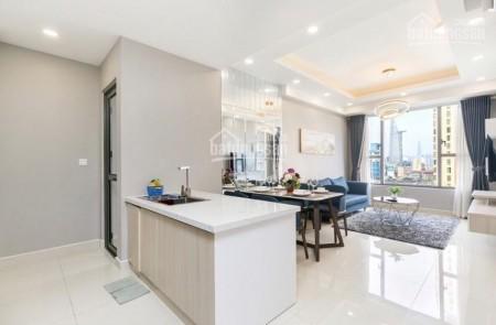 Cho thuê căn hộ rộng 75m2, chính chủ 2 PN, yên tĩnh, cc River Gate, giá 16 triệu/tháng, 75m2, 2 phòng ngủ, 2 toilet