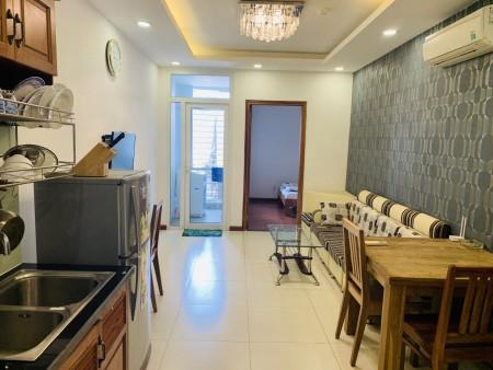 Cho thuê căn hộ đường Lam Sơn 1 phòng ngủ riêng biệt 50m2 full tiện nghi y hình #9 Triệu - Xem Ngay, 50m2, 1 phòng ngủ, 1 toilet
