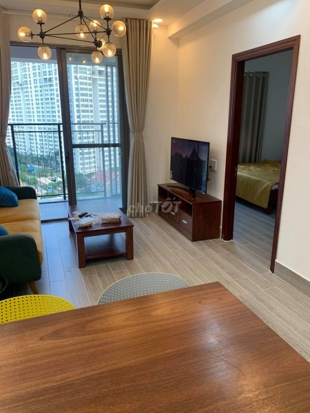 Chính chủ không ở nên cần cho thuê nhanh căn hộ tầng 12 chung cư Saigon South Residences 2PN, 72m2, 2 phòng ngủ, 2 toilet