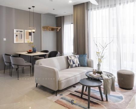 Tại Vinhomes Smart City cần cho thuê nhanh căn hộ 3PN giá cực HOT, 82m2, 3 phòng ngủ, 2 toilet