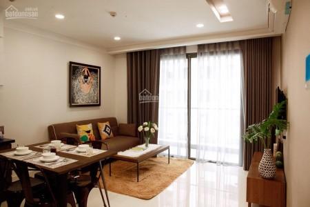 Để trống cần cho thuê căn hộ 2 PN, dtsd 75m2, cc River Gate, đủ nội thất, giá 16 triệu/tháng, 75m2, 2 phòng ngủ, 2 toilet