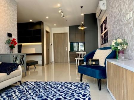 Cho thuê căn hộ chung cư Vinhome Grand Park Quận 9. Nhà Đẹp Giá Rẻ, 40m2, 1 phòng ngủ, 1 toilet