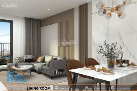 Căn hộ chính chủ tầng cao cc Kingston Phú Nhuận cần cho thuê giá 13 triệu/tháng, dtsd 88m2, 88m2, 2 phòng ngủ, 2 toilet