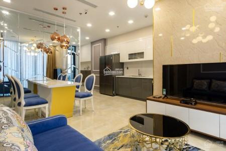 Có căn hộ trống 86m2, 2 PN, kiến trúc đẹp, cc Hado Centrosa, giá 14 triệu/tháng, LHCC, 86m2, 2 phòng ngủ, 2 toilet