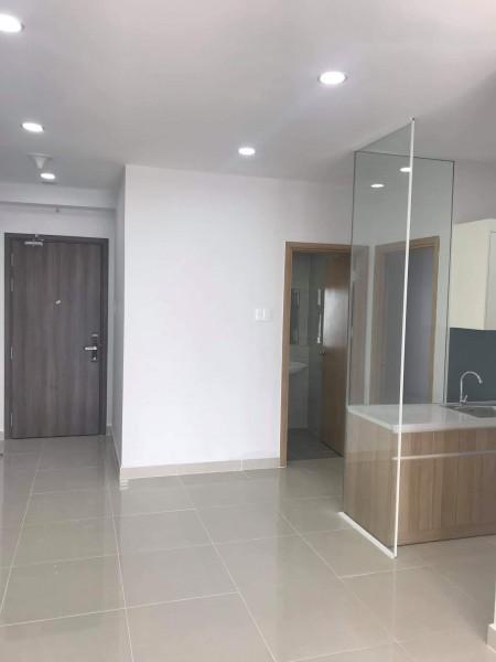 Cho thuê căn hộ La Astoria 2, 2pn trống có rèm và 1 máy lạnh.già thương lượng, 55m2, 2 phòng ngủ, 1 toilet