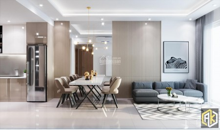Golden Mansion cần cho thuê căn hộ 70m2, 2 PN, nội thất đủ, giá 15 triệu/tháng, 70m2, 2 phòng ngủ, 2 toilet