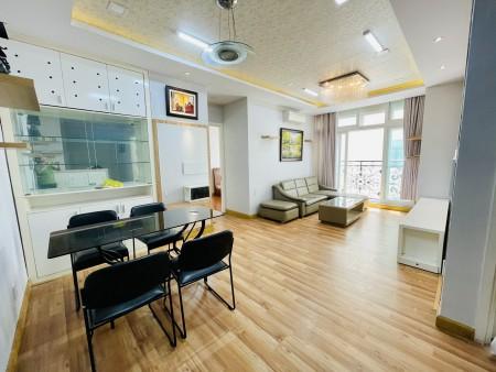 Căn hộ chung cư mặt tiền Cộng Hòa Plaza 2PN, Full nt, nhà mới, Giá #11Tr, 75m2, 2 phòng ngủ, 2 toilet