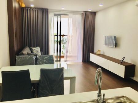 Cho thuê căn góc 2PN 83m2 Kingston Nguyễn Văn Trỗi đầy đủ nội thất - 17tr/th, xách vali vào ở liền, 83m2, 2 phòng ngủ, 2 toilet