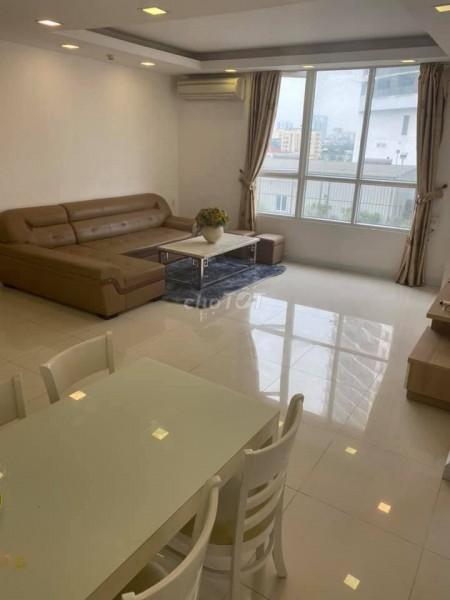 Cho thuê căn hộ tại dự án chung cư Richland Southern, Dt 92m2, 2PN, 2WC nhà mới vào ở ngay, 92m2, 2 phòng ngủ, 2 toilet