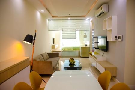 Thuê căn hộ 1 phòng ngủ Prince Residence full nội thất tầng cao P1 giá tốt 12 Triệu - đi xem, 50m2, 1 phòng ngủ, 1 toilet