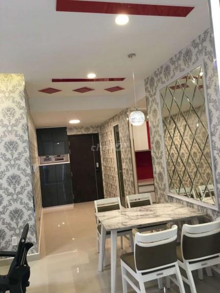 Chung cư Lucky Quận 6 cần cho thuê căn hộ 84m2, 2 PN, vào ở ngay, giá 14 triệu/tháng, 77m2, 2 phòng ngủ, 2 toilet