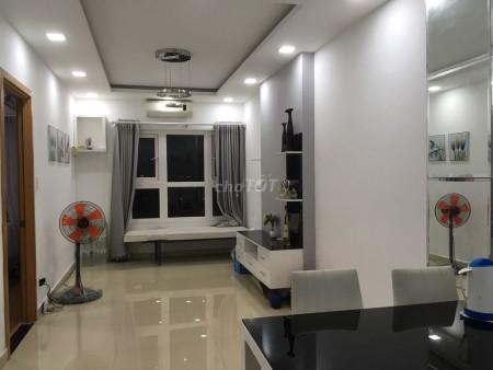 Cho thuê căn hộ mới, 71m2, 2PN, 2WC, Full nội thất tại cc Saigonres Plaza, 71m2, 2 phòng ngủ, 2 toilet