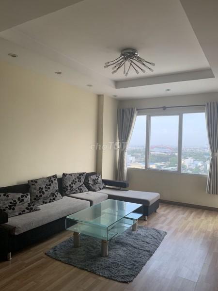 Cho thuê căn hộ chung cư The Morning Star Plaza trên đường Quốc Lộ 13, Bình Thạnh, 97m2, 2 phòng ngủ, 2 toilet