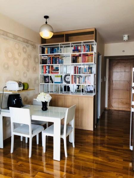 Cho thuê căn hộ Ehome 5-The Bridgeview, Quận 7,DT:65m2, 2PN, 2WC, NTDD, Giá 10 Triệu/tháng, 65m2, 2 phòng ngủ, 2 toilet