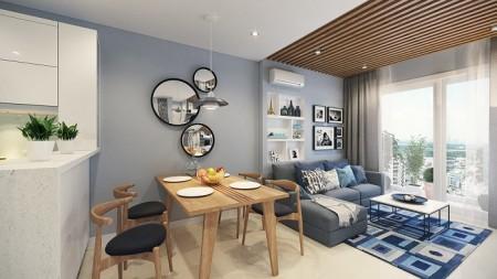 Thiết kế - Trang trí căn hộ chung cư nhỏ đẹp nhất hiện nay.