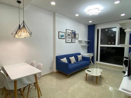 Cần cho thuê nhanh giá rẻ căn hộ 2pn, 2wc tại chung cư Golden Star, 60m2, 2 phòng ngủ, 2 toilet