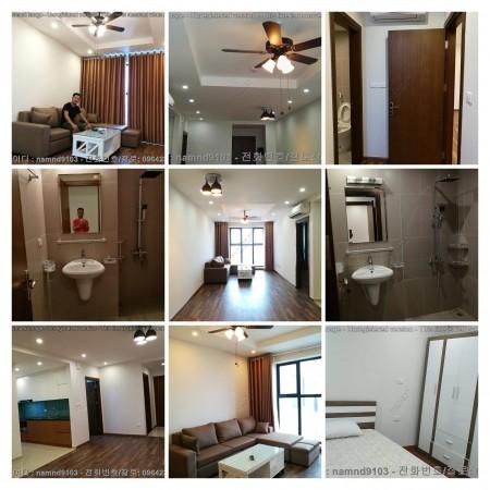 Dịch nên cho thuê giá rẻ Căn 2NCB,83M,cho thuê giá 9TR ở chung cư Goldmark City., 83m2, ,