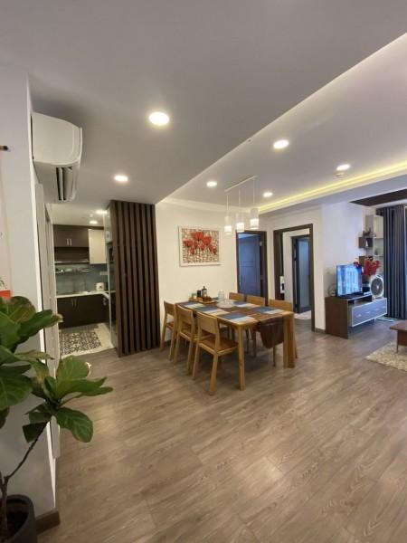 Em cho thuê căn hộ 77m2, 2pn, 2wc, đầy đủ nội thất tại chung cư Scenic Valley, 77m2, 2 phòng ngủ, 2 toilet
