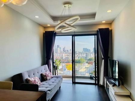 Chính chủ cho thuê căn hộ tầng 9 tại chung cư M-One Masteries Quận 7, có 2PN diện tích 60m2, 60m2, 2 phòng ngủ, 1 toilet