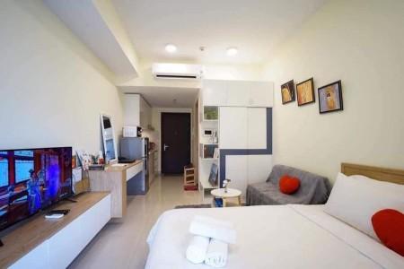 Căn hộ studio chung cư River gate diện tích 35m2, full đầy đủ nội thất, 35m2, 1 phòng ngủ, 1 toilet