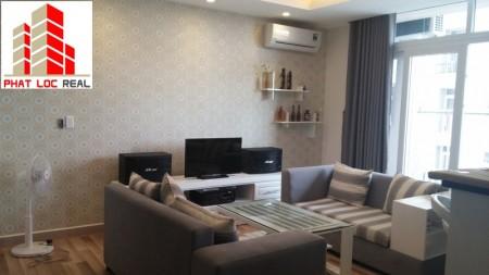 Cho thuê căn hộ Hà Đô Nguyễn Văn Công - 3PN giá 14 tr/tháng, 95m2, 3 phòng ngủ, 2 toilet